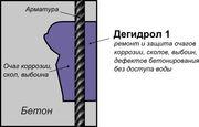Дегидрол 1 Ремонтно-защитный - foto 1