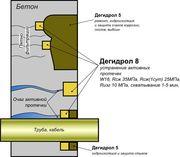 Дегидрол 8 Тампонажная гидроизоляция - foto 1