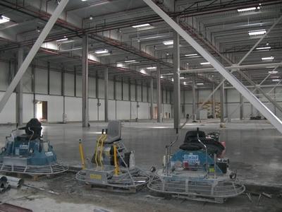 Бетонные полы,  шлифовка бетона, обеспыливание, армирование, полировка бет - main