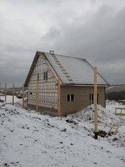 Строительство домов по каркасной технологии - foto 0