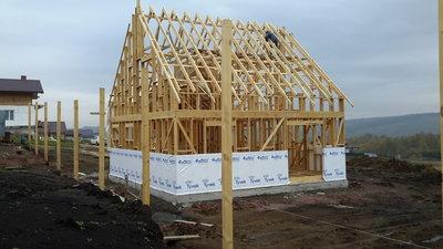 Строительство домов по каркасной технологии - main